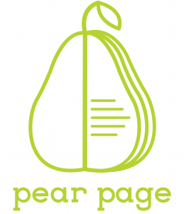 Pear Page Logo