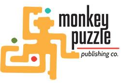 Emma Percival's logo for Monkey Puzzle Publishing Co.