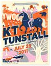 KT Tunstall Poster